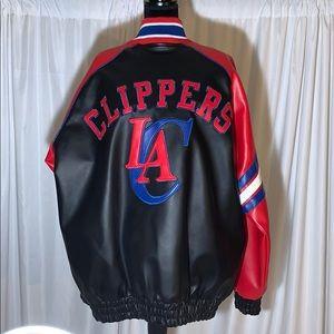 NBA Los Angeles Clippers Jacket XL